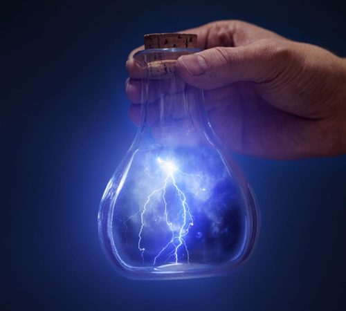 Lightning in a Bottle iStock